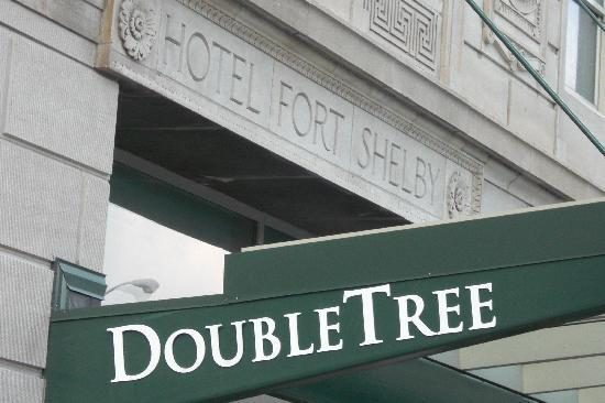 Doubletree by Hilton Detroit Downtown - Fort Shelby: Past Meets Present