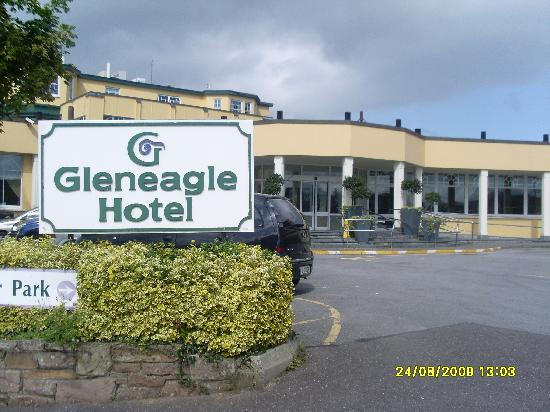 Gleneagle Hotel & Apartments: Welcome to the Gleneagle Hotel