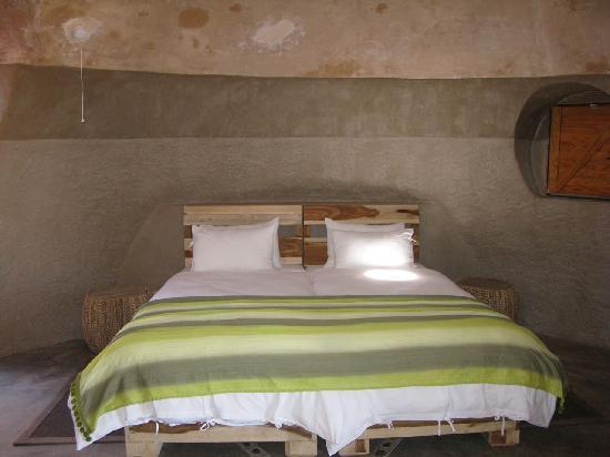 Camp Kipwe: Comfy bed