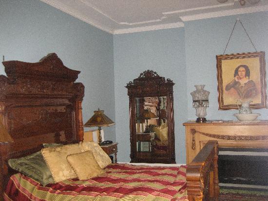 Victorian Heritage: Judge Monk Room
