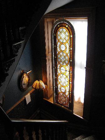 Victorian Heritage: Stairway