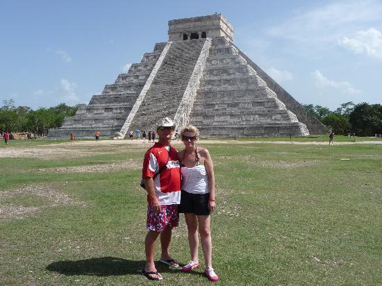 Hotel Riu Cancun: Chichen Itza