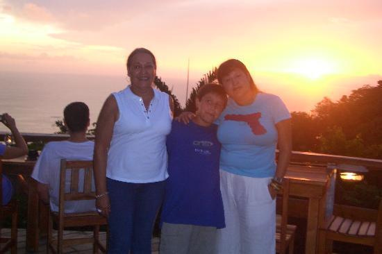 Villa Manuel Antonio: family