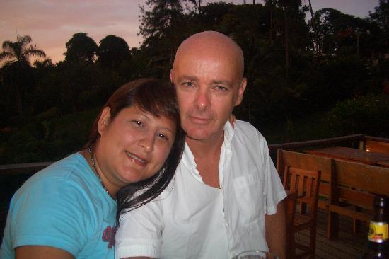 Villa Manuel Antonio: Lorenzo & I