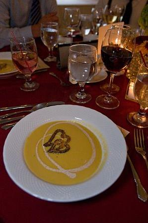 Inn at Pleasant Lake: Butternut Squash Soup