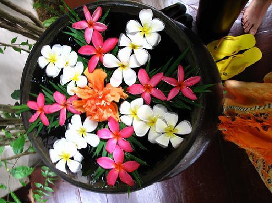 ลยานะ รีสอร์ท แอนด์ สปา: They put gorgeous flowers everywhere!