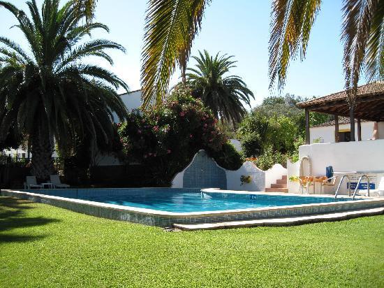 Casa Ferrobo: The pool again