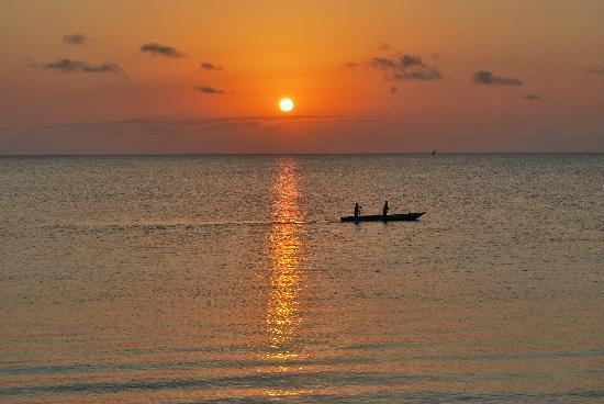 Sunset Beach Resort Zanzibar: il tramonto al Sunset