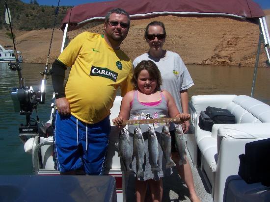 Shasta Lake Motel: Fishing with Ben Raimondi