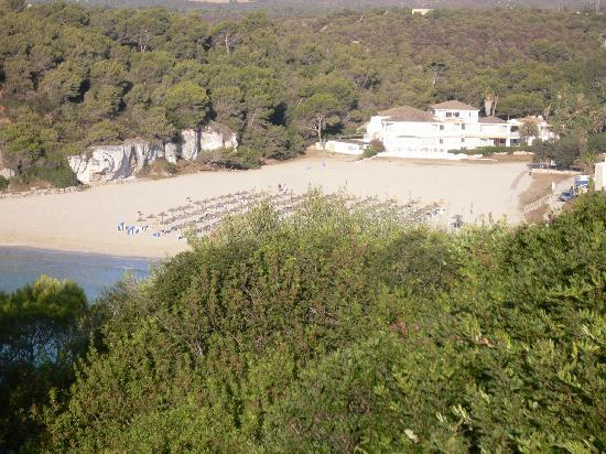 Blau Punta Reina Resort: Cala Romantica