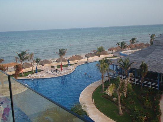 Azul Beach Resort Sensatori Mexico: View from room