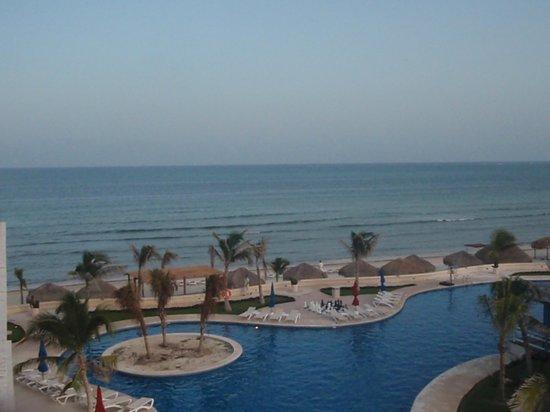 Azul Beach Resort Sensatori Mexico: View