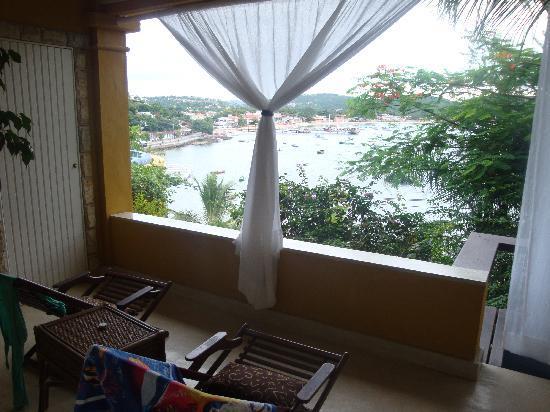 Vila D'este: balcony