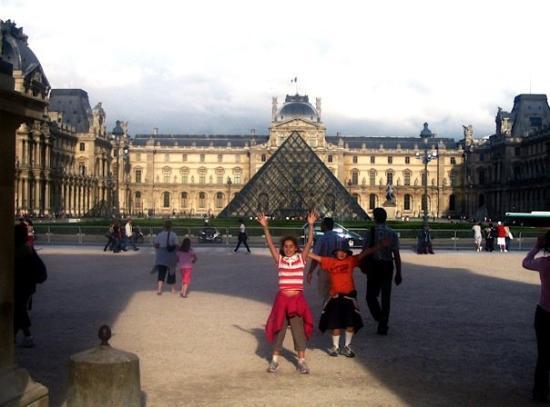 พิพิธภัณฑ์ลูฟวร์: Louvre Museum, Paris