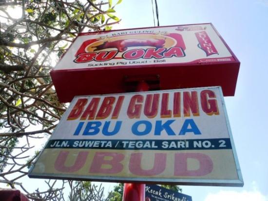 Warung Babi Guling Ibu Oka 3: the best roasted suckling pig place in the world