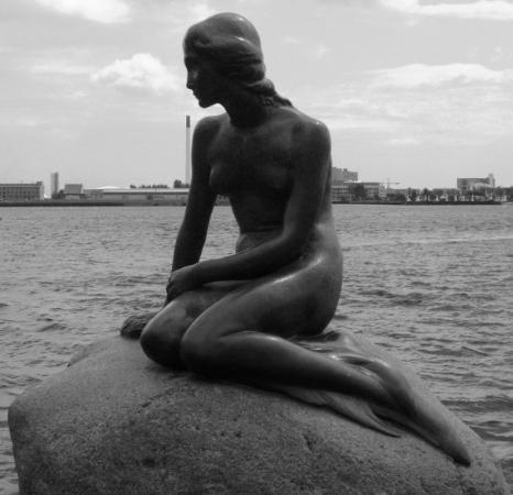 โคเปนเฮเกน, เดนมาร์ก: den lille havfrue