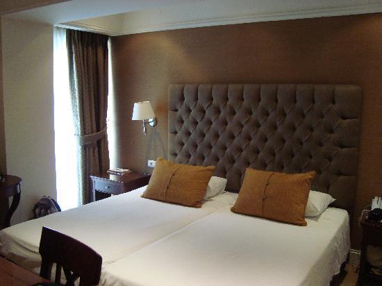 Hera Hotel: Hera twin room 407