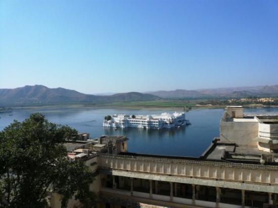 อุทัยปุระ, อินเดีย: Hotel Lake Palace