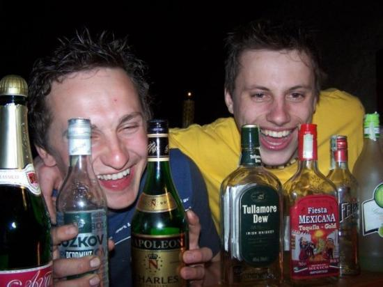 Sobotka, สาธารณรัฐเช็ก: tequila...zelená...atd atd...