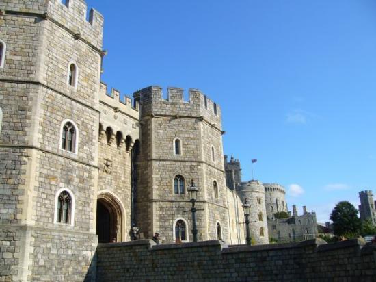 วินด์เซอร์, UK: Windsor castle