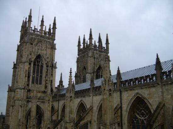 ยอร์ค, UK: York Minster