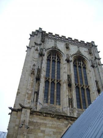 ยอร์ค, UK: York Minster Tower