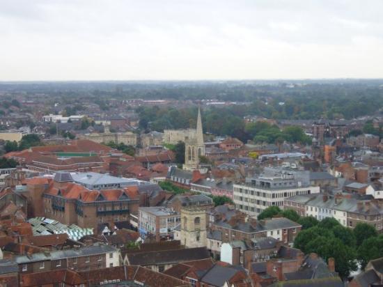 ยอร์ค, UK: View of York