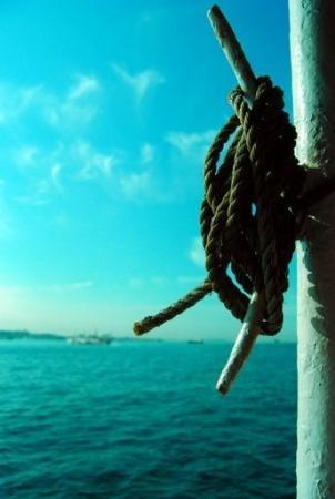Bosphorus Cruise: Узелок на память