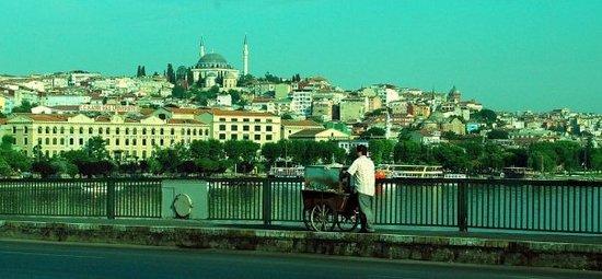 伊斯坦布尔港