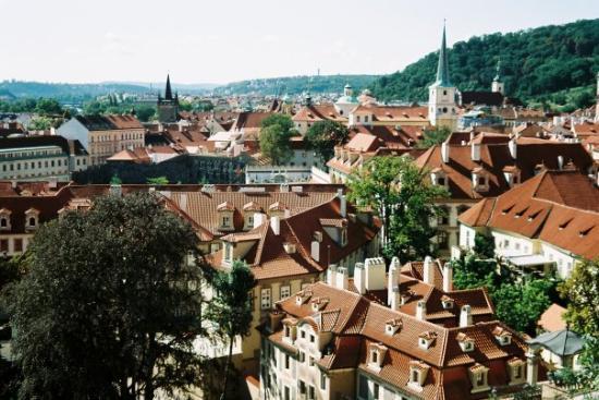 Castle District: Praha 2008