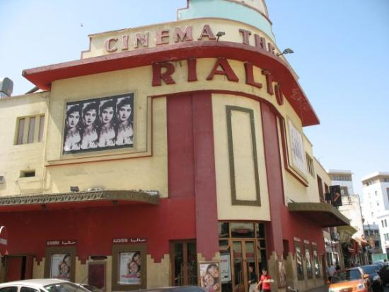 คาซาบลังกา, โมร็อกโก: Le Ciné Rialto bien plus beau que celui d'en bas de chez moi! CASABLANCA