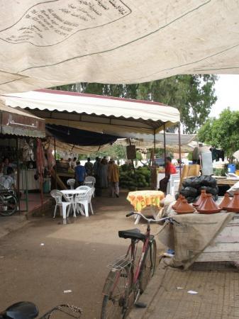 คาซาบลังกา, โมร็อกโก: Marché du Samedi BENSLIMANE