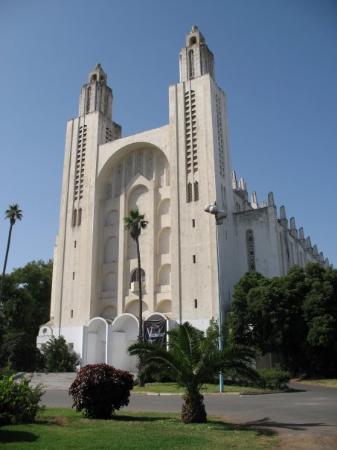 คาซาบลังกา, โมร็อกโก: Cathédrale du Sacré Coeur CASABLANCA