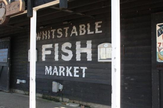 The Whitstable Seaside Fish n Chips (magnifico!)