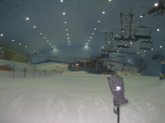 Ski Dubai - View from the top