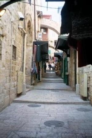 Old City of Jerusalem: The Old City