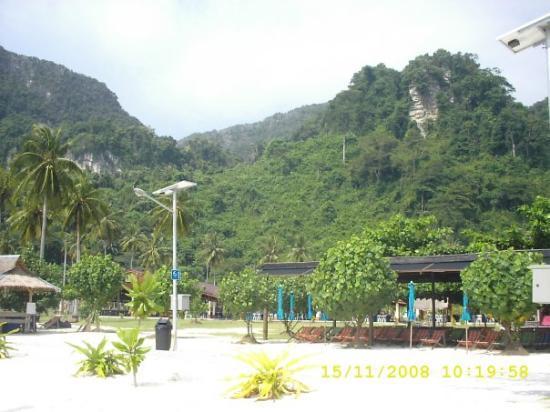 เกาะพีพีดอน ภาพถ่าย