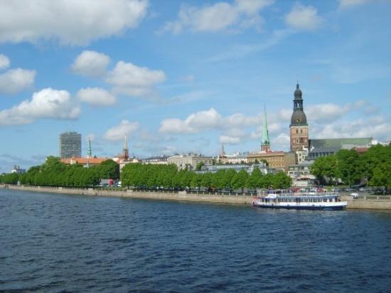 ริกา, ลัตเวีย: Riga