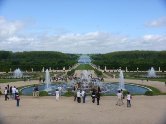 แวร์ซาย, ฝรั่งเศส: Palacio de Versalles