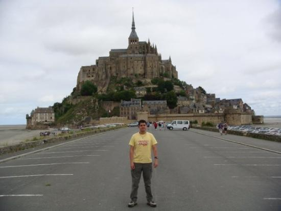 Mont-Saint-Michel, ฝรั่งเศส: Abadía del Mont Saint Michel