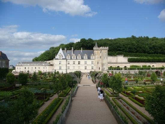Castillo de Villandry, Valle del Loira