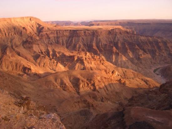 Fish River Canyon ภาพถ่าย