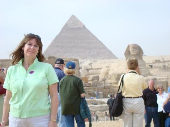 กิซ่า, อียิปต์: Pyramids