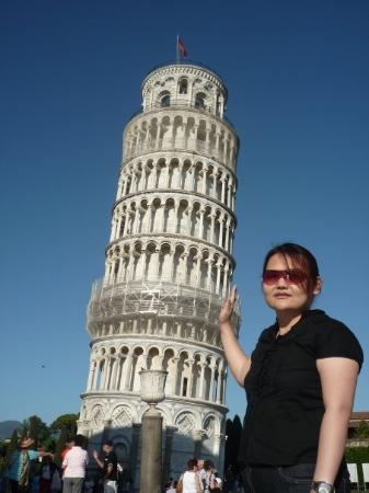 Torre di Pisa ภาพถ่าย