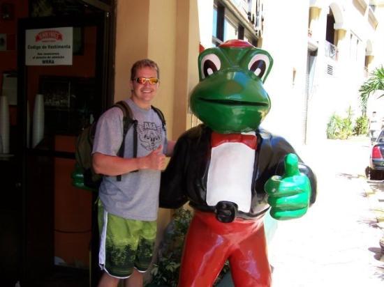 ซานฮวน, เปอร์โตริโก: Senor Frogs Puerto Rico