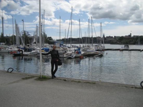 สตอกโฮล์ม, สวีเดน: Stokgolmas, Švedija