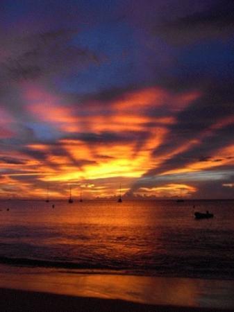 เซนต์ลูเซีย: Sunset St Lucia style