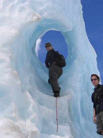 โอกแลนด์เซ็นทรัล, นิวซีแลนด์: Franz Joseph Glacier, New Zealand