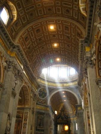 นครวาติกัน, อิตาลี: St. Peter's, Vatican, Roma.