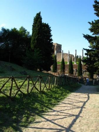 Palatine Hill, Roma.